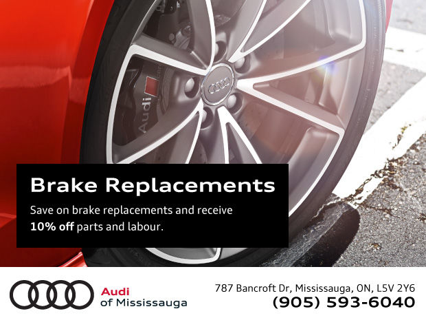 Brake Replacements