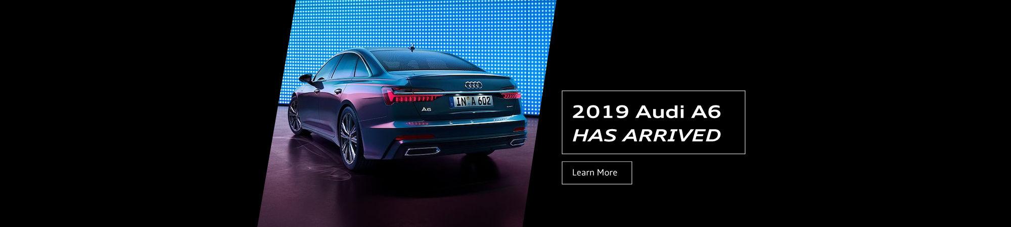 2019 Audi A6 Sedan Has Arrived
