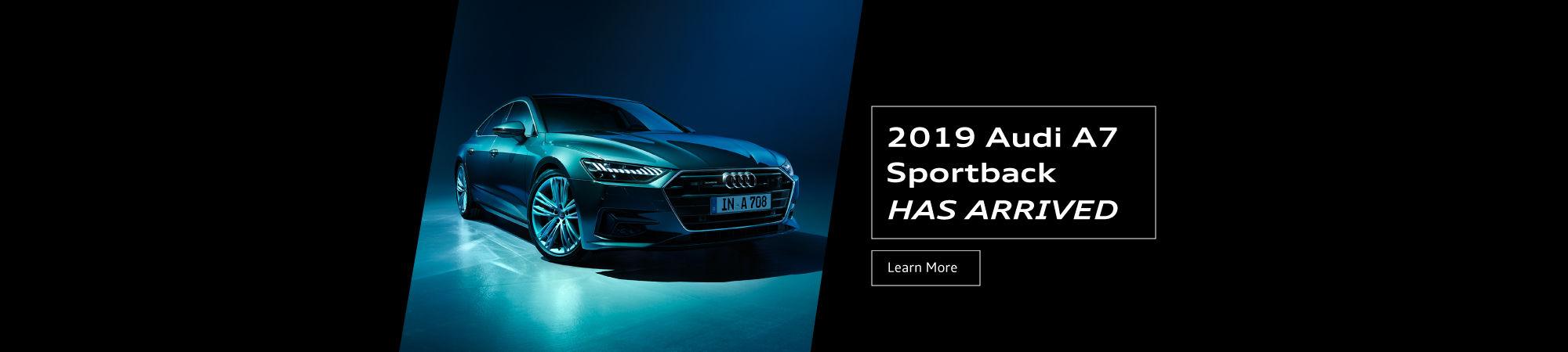 2019 Audi A7 Sportback Has Arrived