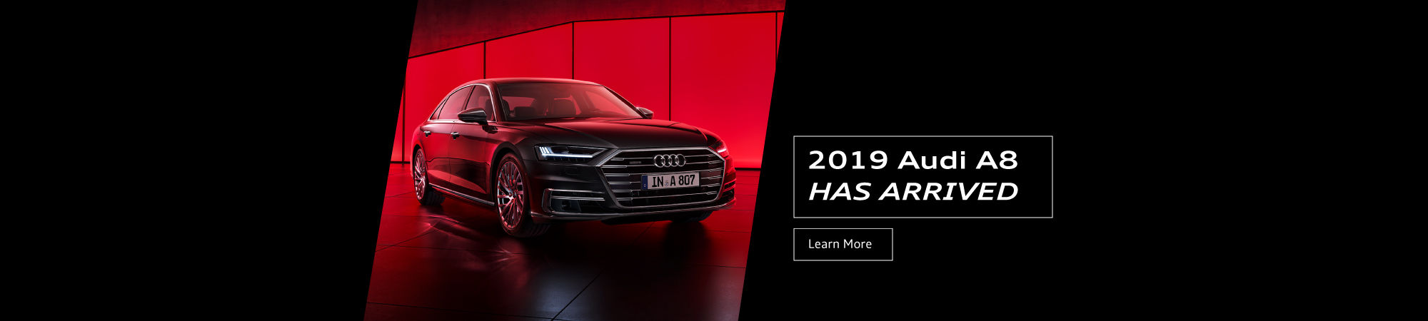 2019 Audi A8 Has Arrived