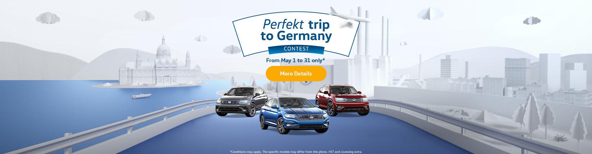 Perfekt Trip to Germany
