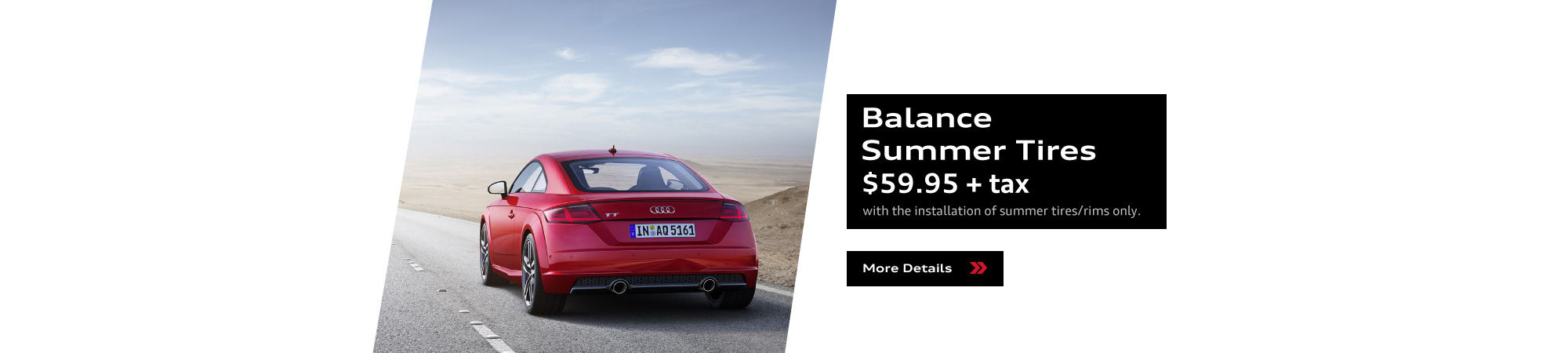 Balance Summer Tires Special Offer