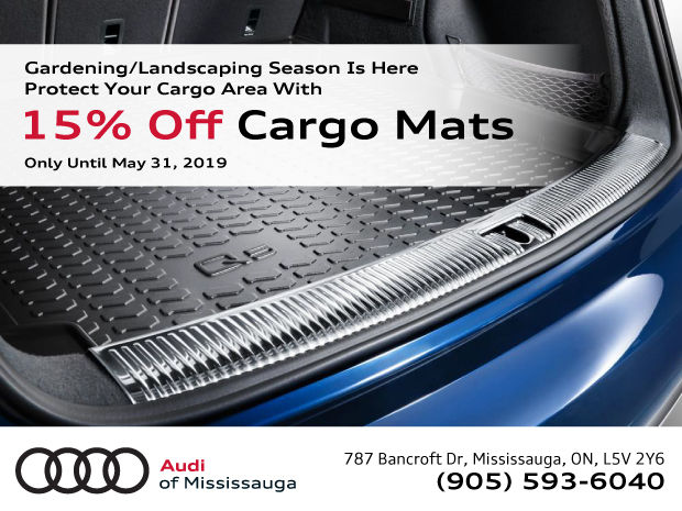 Gardening and Landscaping Season Is Here! Get 15% Off Cargo Mats This Month