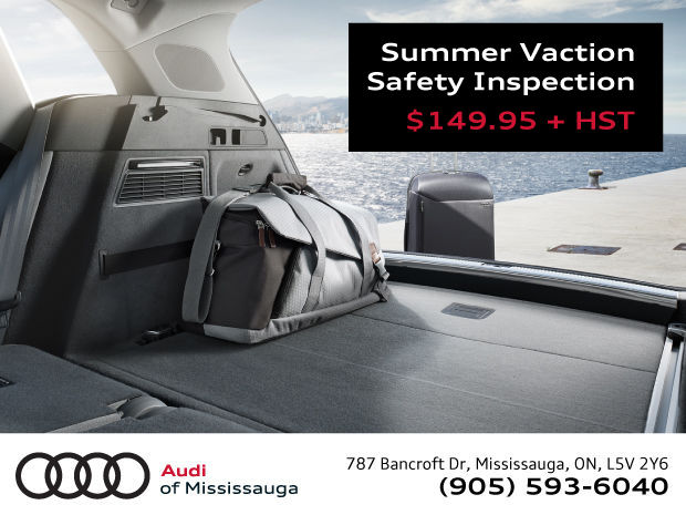 Summer Vacation Safety Inspection