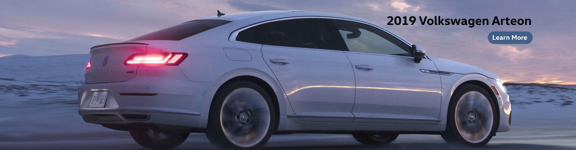 2019 VW Arteon