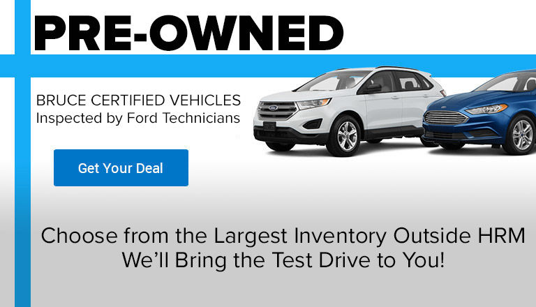 New and Used Ford Dealer | Bruce Ford