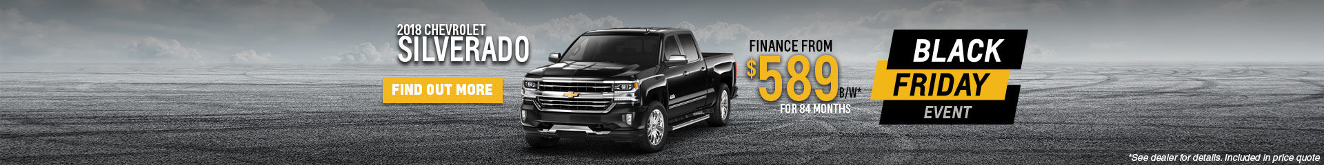 Finance the 2019 Chevrolet Silverado