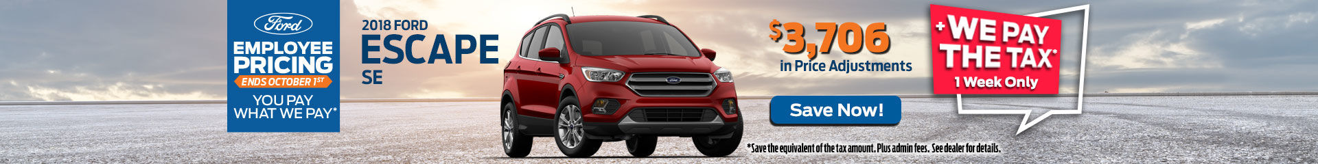 2018-09 Ford Escape