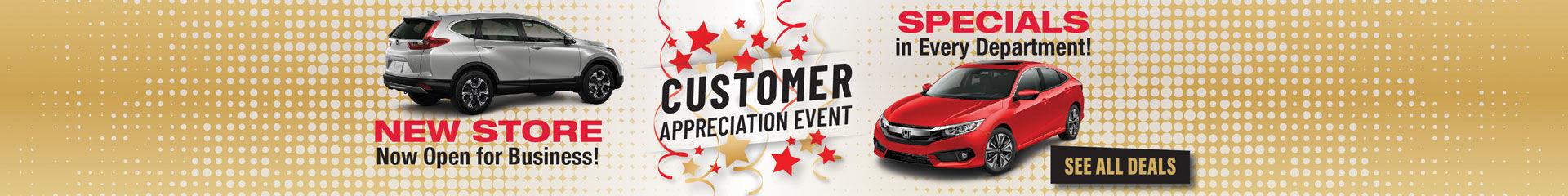 2018-10 Customer Appreciation