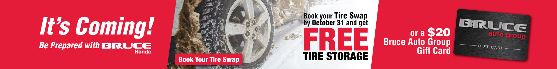 2018-10 Free Tire Storage