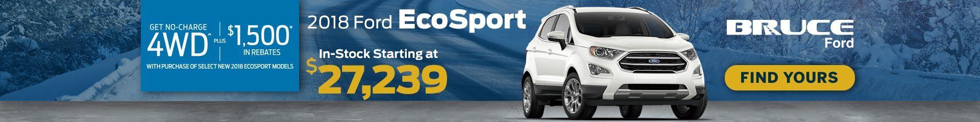 2019-02 EcoSport