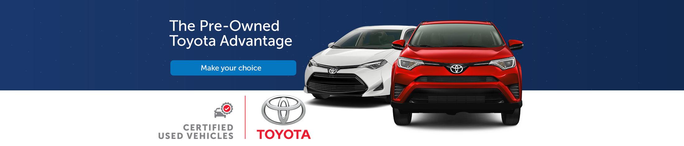 Toyota Certfied