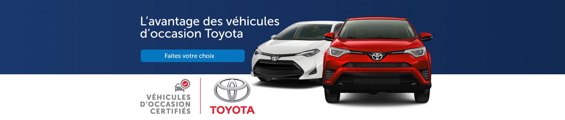 Certifié Toyota