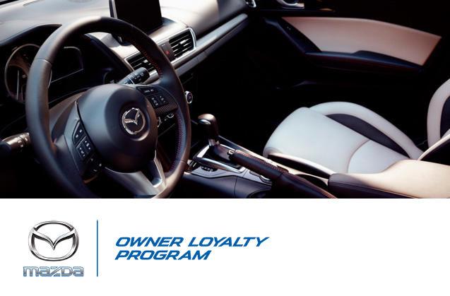 Mazda Owner Loyalty Program Mazda Gaspé Promotion In Gaspé - Mazda loyalty program
