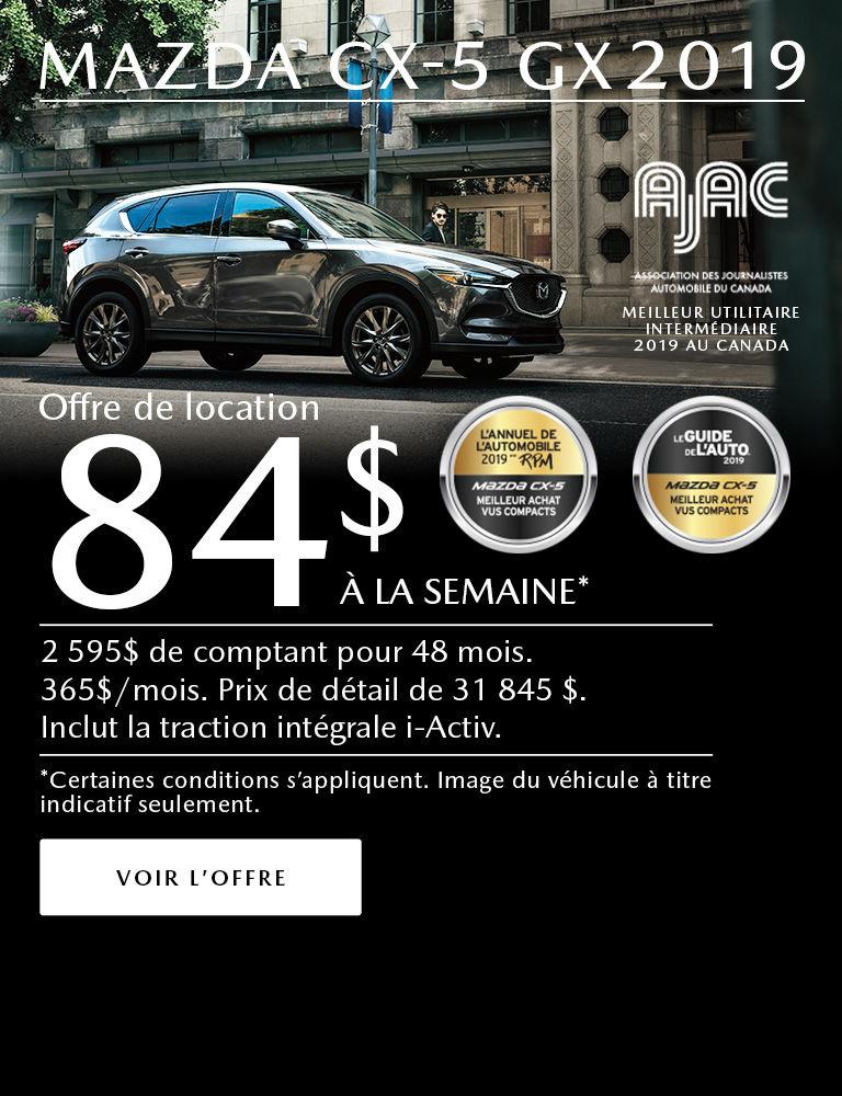Mazda Gabriel Anjou | Concessionnaire Mazda à Anjou