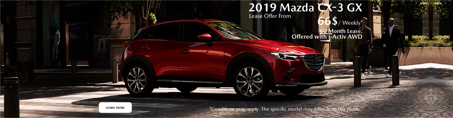 2019 Mazda CX-3