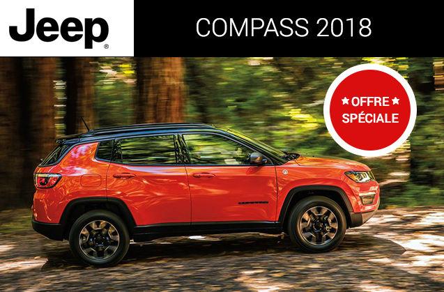 jeep compass sport 2018 promotion olivier kamouraska saint pascal qu bec. Black Bedroom Furniture Sets. Home Design Ideas