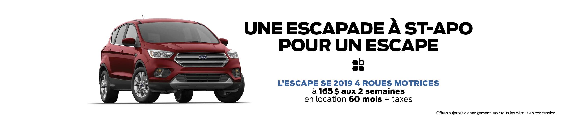 Escapage Escape