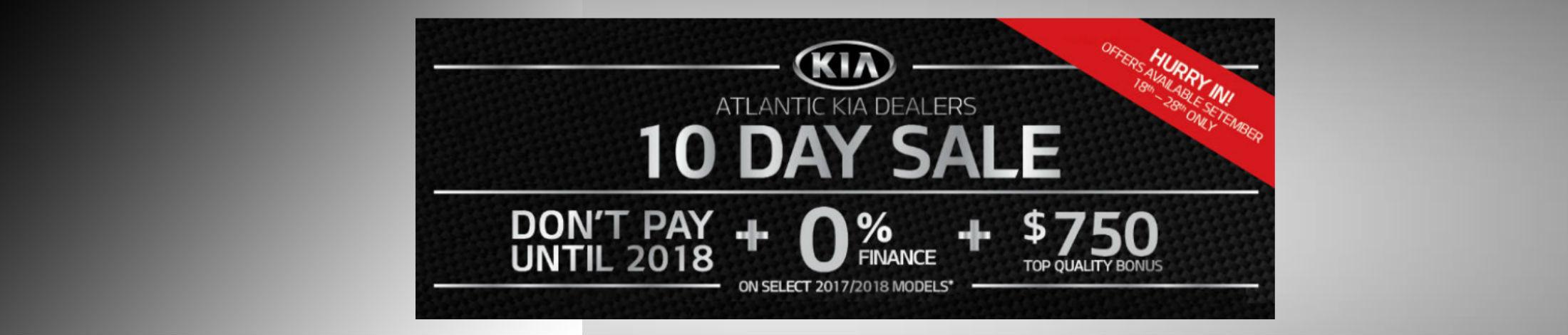 10 days Sale