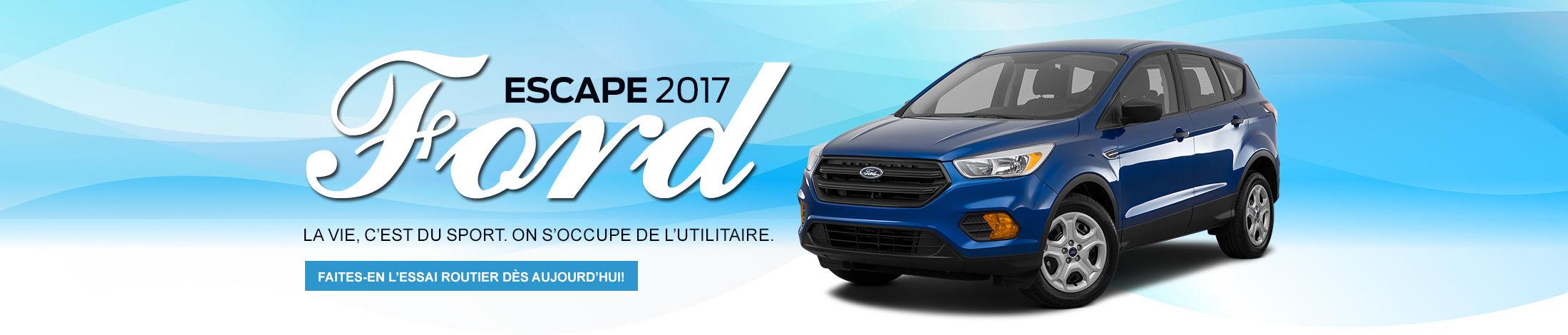 Header Escape 2017