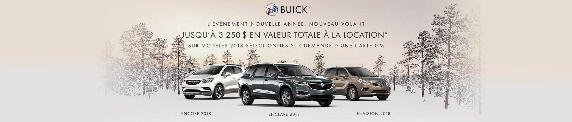 Buick du mois