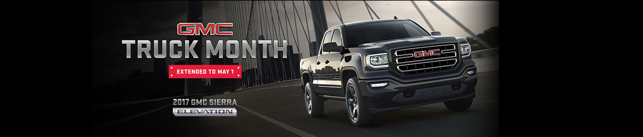 Header of the month GMC