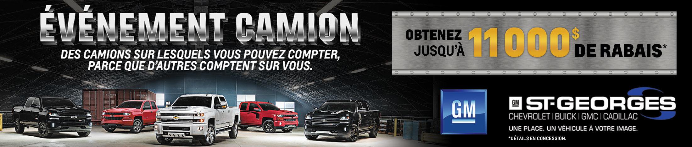 Promo GM Mars