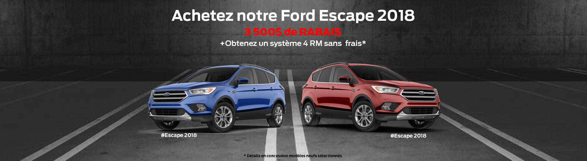 Promo Ford Mars