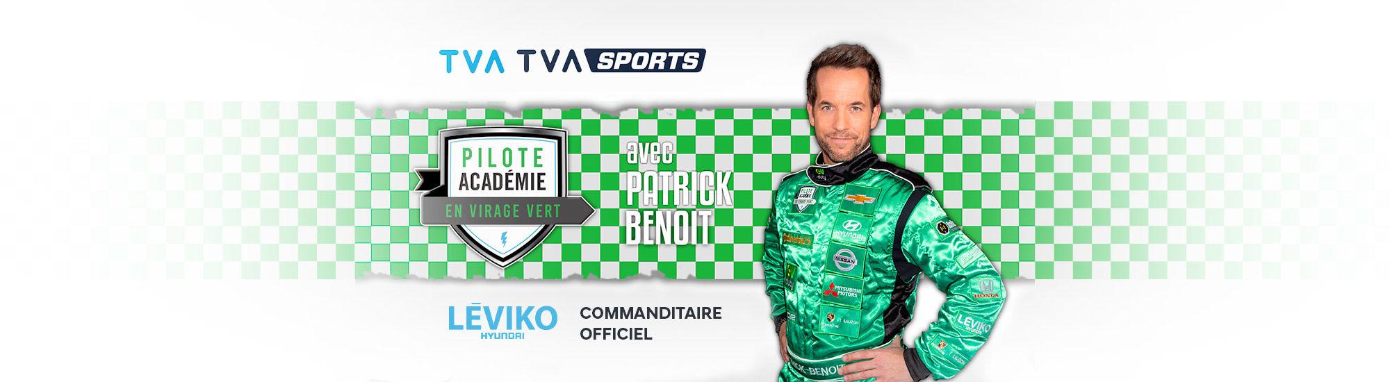 Pilote Académie en Virage Vert 2019
