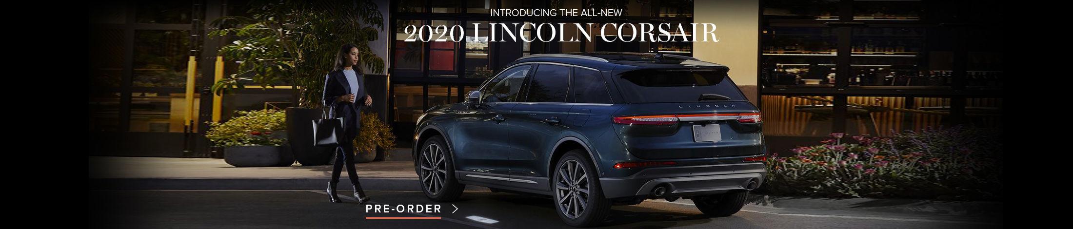 Corsaire Lincoln 2020