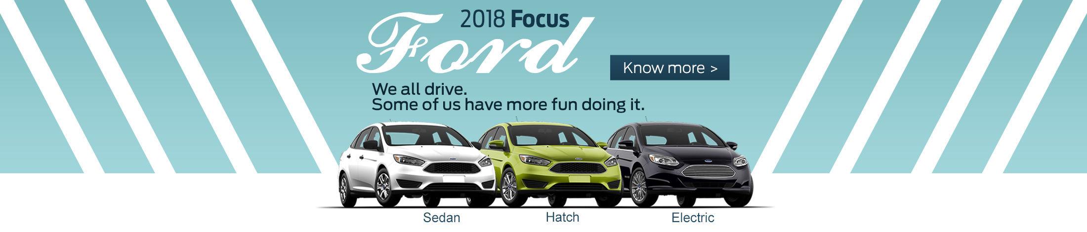 2018 Focus