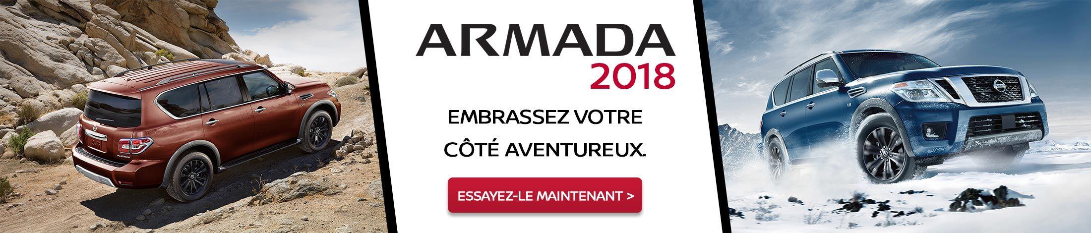 armada 2018
