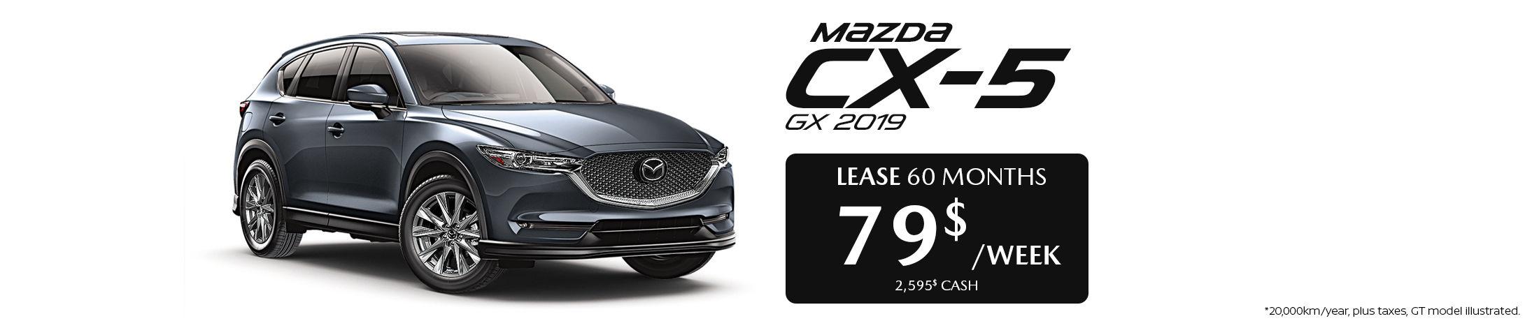 Mazda CX-5 2019 (Copy)