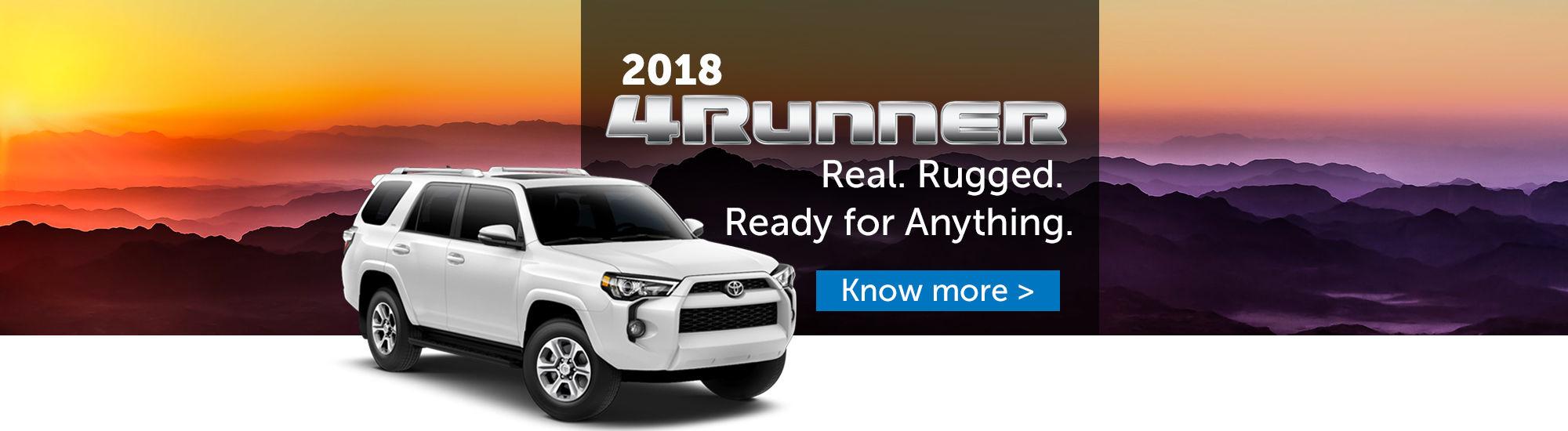 2018 4Runner