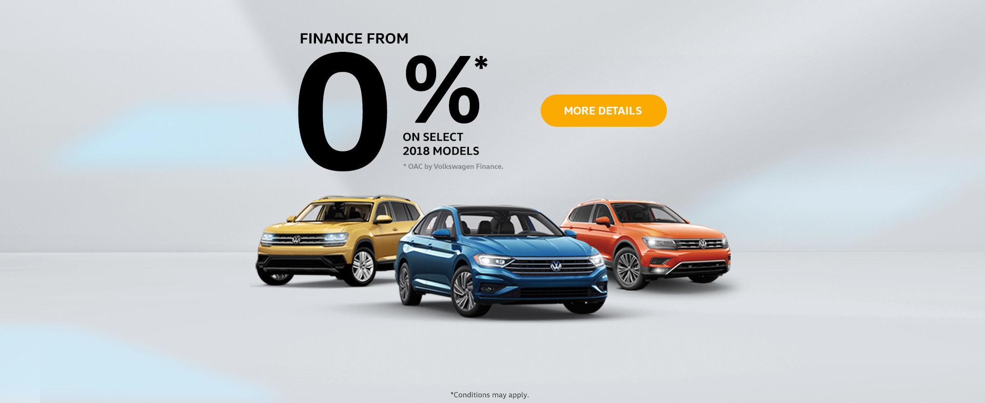 Volkswagen monthly sales event!