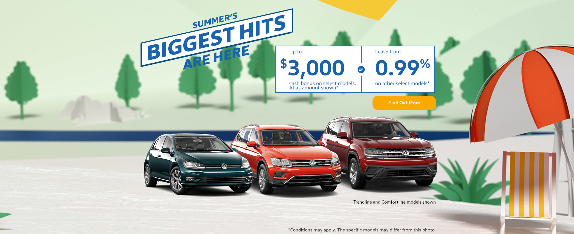 Event - Summer's Biggest Hits are Here