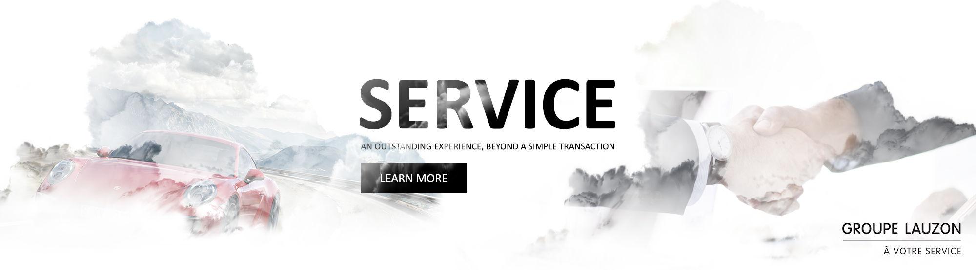 Service en