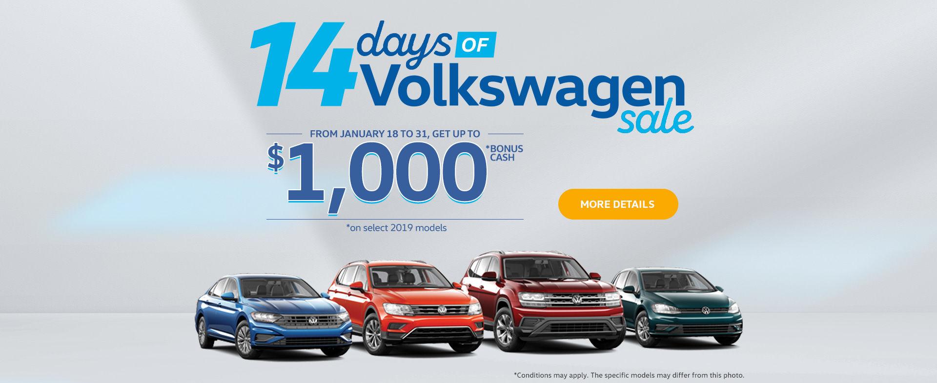 Volkswagen Auto show event!