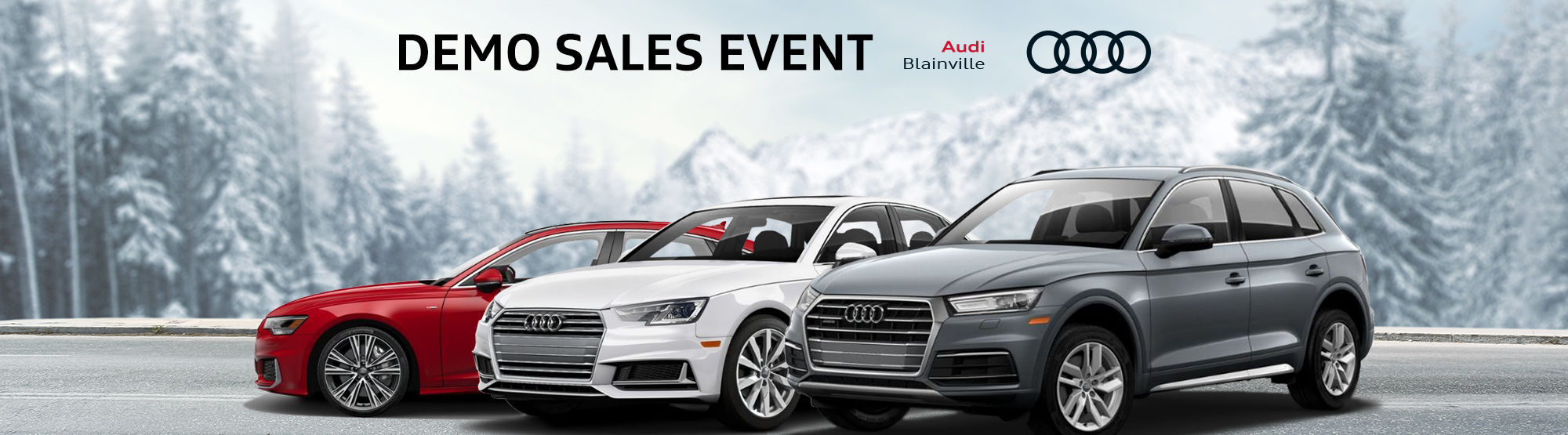 Audi Demo Event