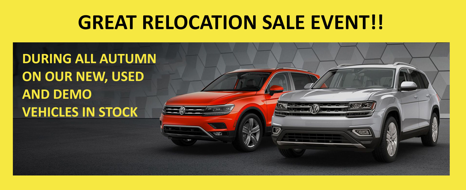 Great relocation sale event !!