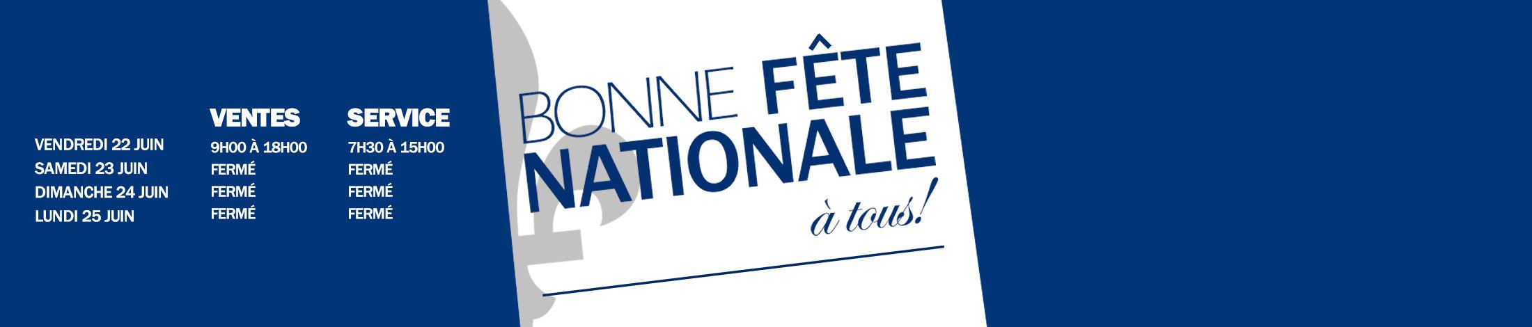 Fete Nationale AL