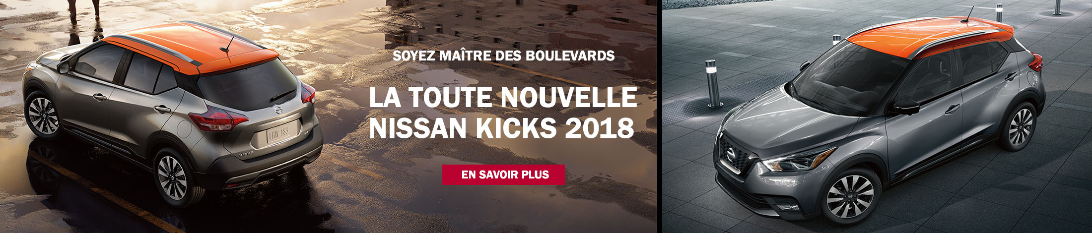 Nissan Kicks 2018 - Informations