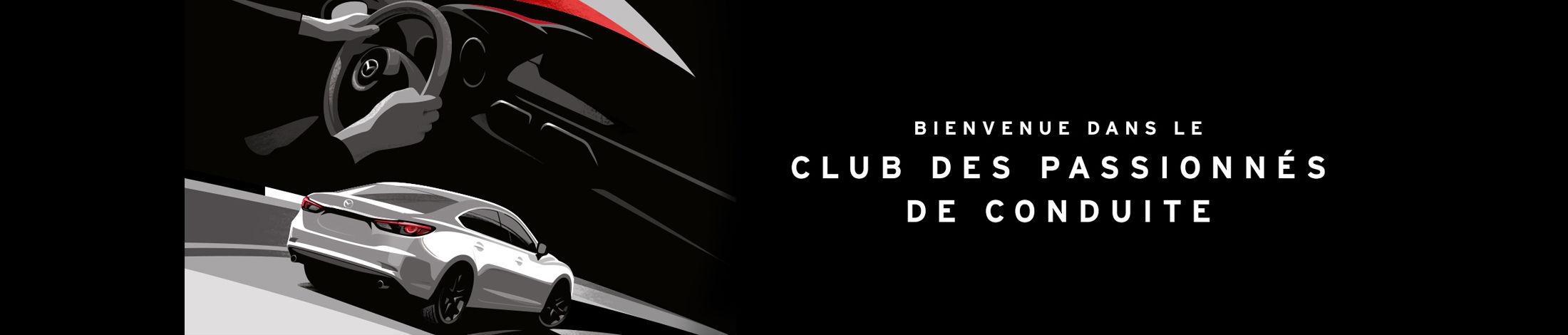 Club des passionnés de conduite Mazda