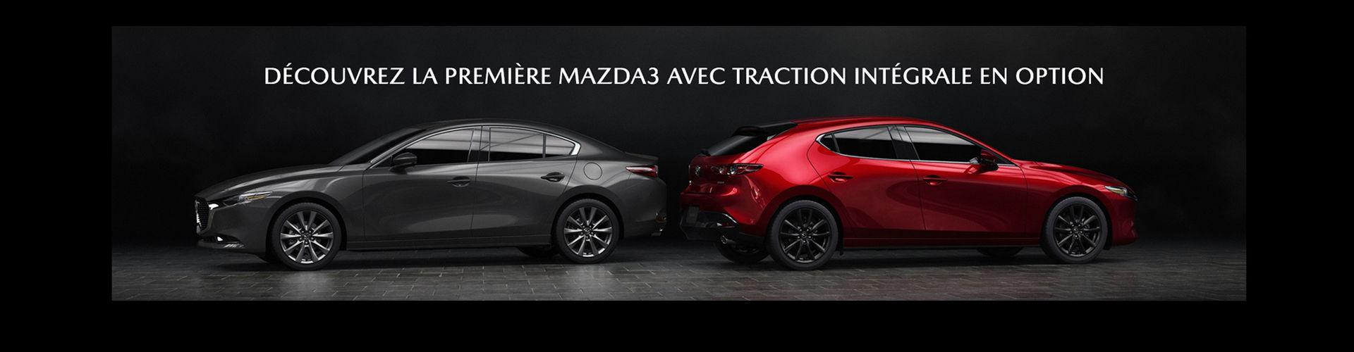 Mazda3 2019 Banniere