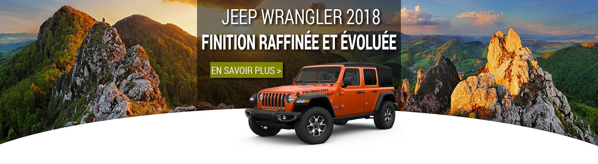 WRANGLER 2018