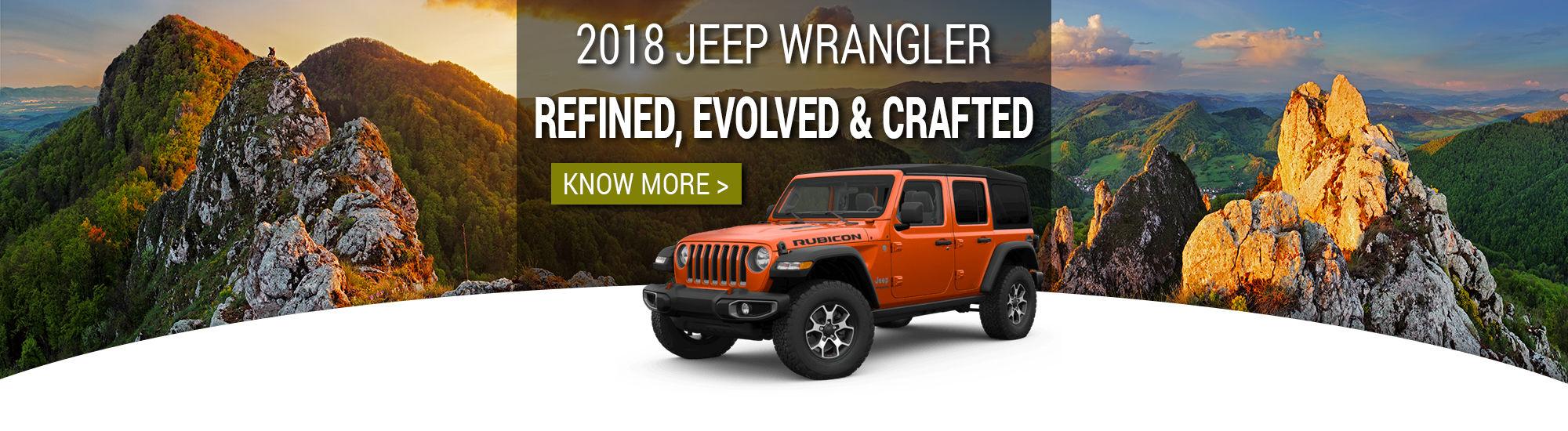 2018 WRANGLER
