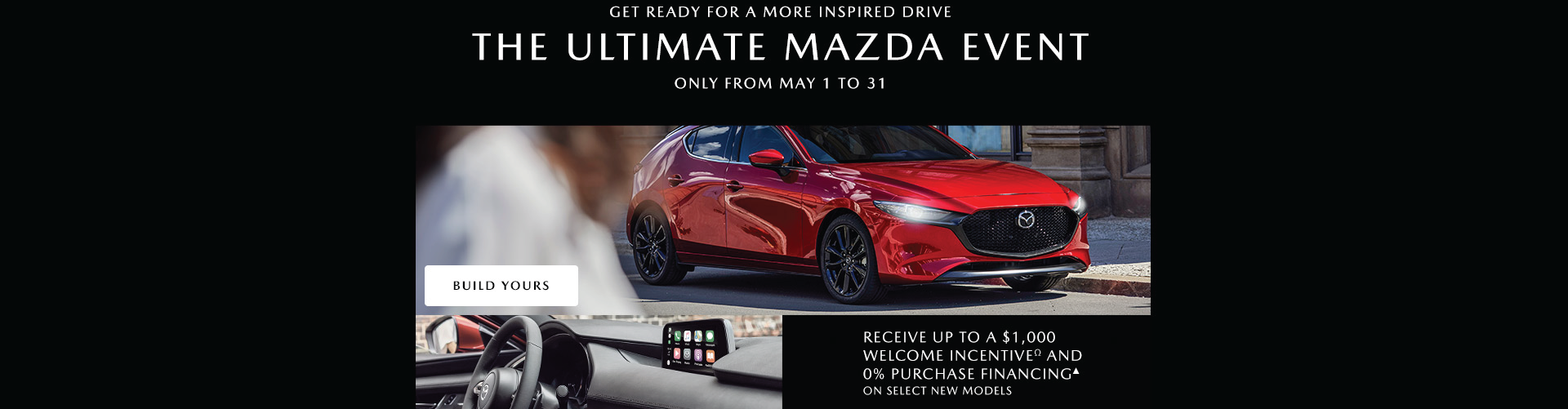 Updated: The Ultimate Mazda event_EN