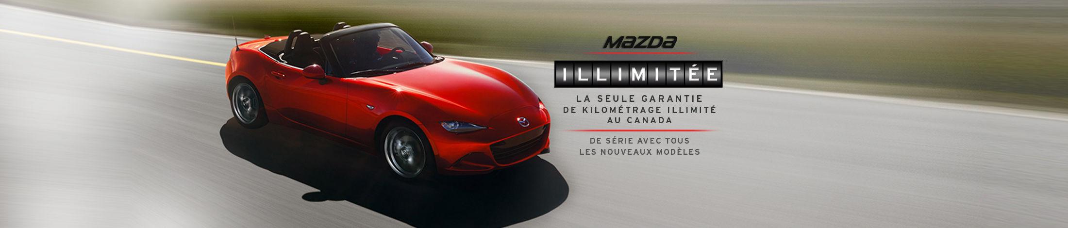 Mazda Illimitée