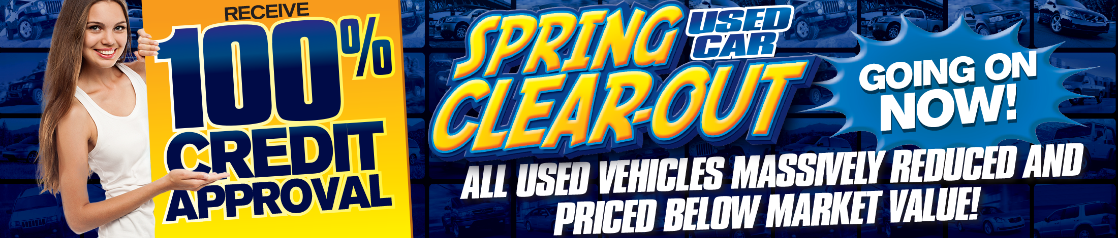 Spring clear out 2018