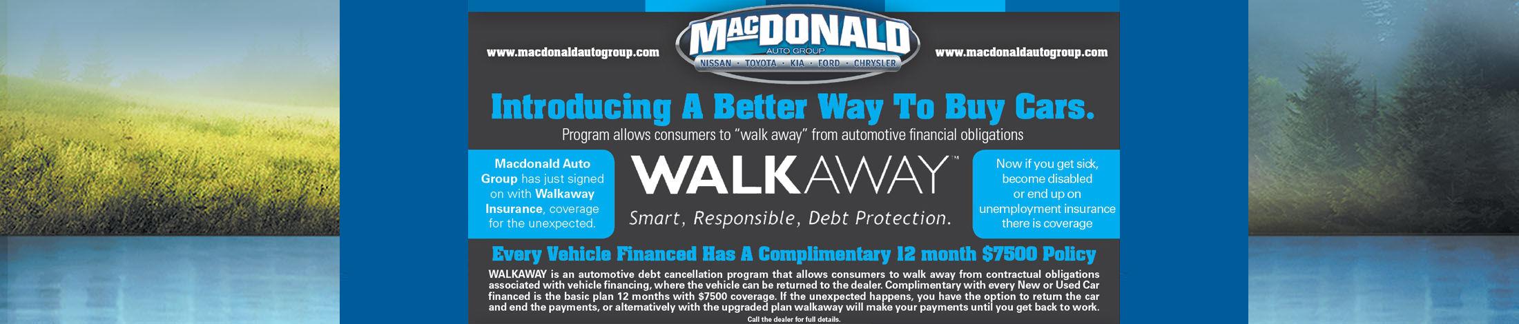 Walk Away Promotion